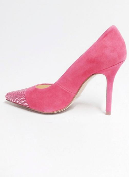 Zapato ante coral 2