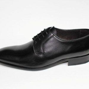 Zapatos negro cordones