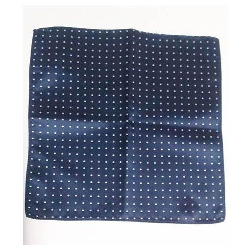 pañuelo pajarita azul lunares