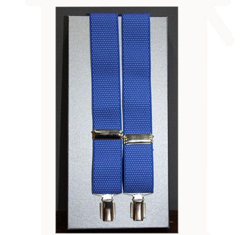 tirantes azul piquitas