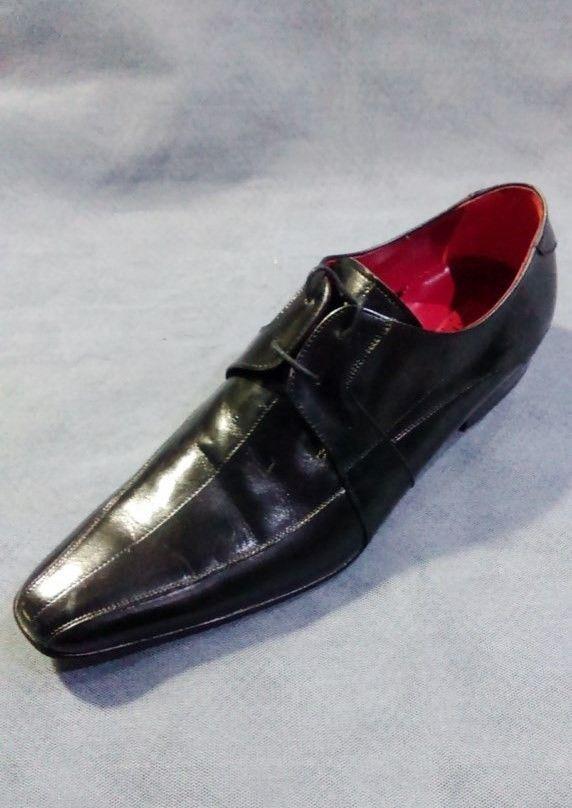 zapatos en piel negros