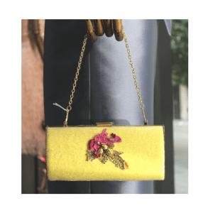 bolso fiesta amarillo 2