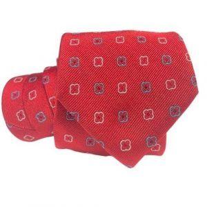 corbatas roja