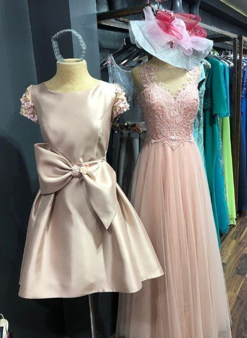 vestidos de fiesta rosa pilukafashion 4