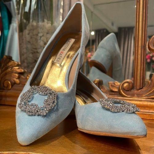 zapatos azul cielo medida coleccion pilukafashion 3
