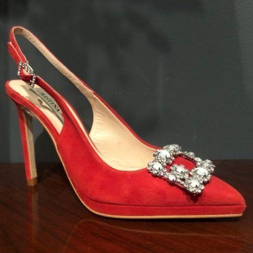 zapatos rojos a medida coleccion pilukafashion 2